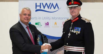 HWM receive Queen's Award for Enterprise: Innovation