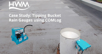 Case Study: Tipping Bucket Rain Gauges using COMLog